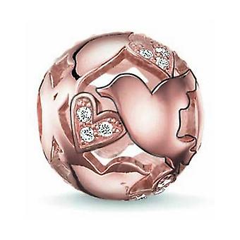 Glass Pearl Woman Thomas Sabo K0132-416-14