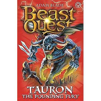 Beast Quest Tauron the Pounding Fury par Adam Blade
