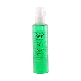 Facial Make Up Remover Regenereren Cleanser Gold Tree Barcelona