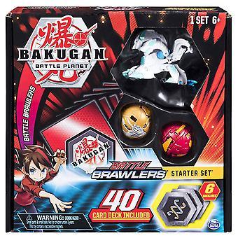 Bakugan Card Game Starter Pack - Haos Howlkor