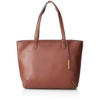 Marc O'Polo 81018190301100 Brown Women's shoulder bag (Dark cognac 729)) 13x45x51cm (B x H x T)