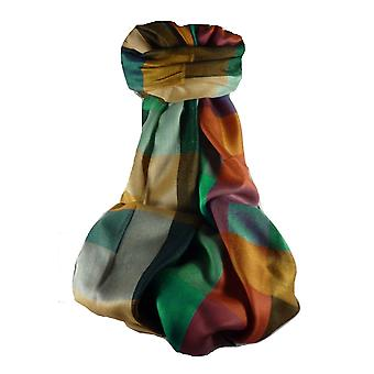 Mens Premium Silk Contemporary Scarf 5109 by Pashmina & Silk
