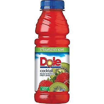 Dole Fraise Kiwi-( 450 Ml X 12 Cans )