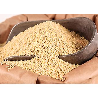 <p>weight/size = 22lb-millet Hulled A Great Addition To Your Baking Needs</p>