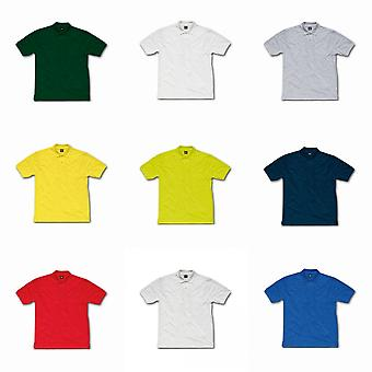 SG Ladies Cotton Short Sleeve Polo Shirt