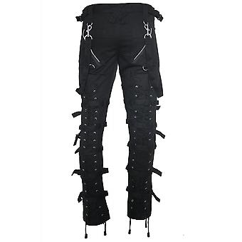 Dead Threads Lace-Up Bondage Pants