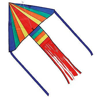 Brookite Rainbow Delta Kite