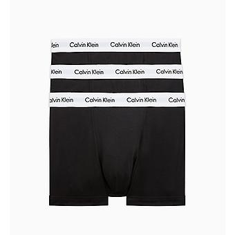 Calvin Klein Boxershort 3 Pack - Schwarz