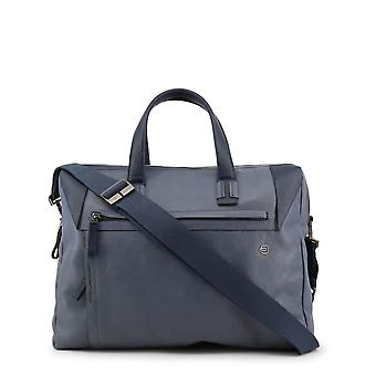 Piquadro Original Men All Year Briefcase - Blue Color 32633