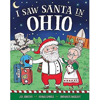I Saw Santa in Ohio (I Saw Santa)