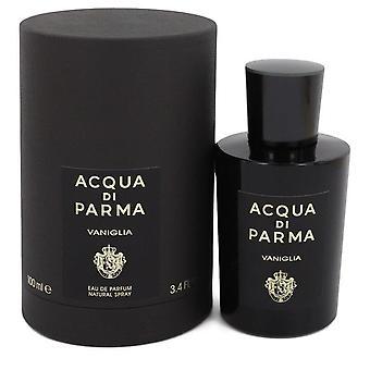 Acqua Di Parma Vaniglia Eau De Parfum Spray por Acqua Di Parma 3.4 oz Eau De Parfum Spray