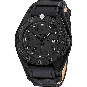 שעון יד של האיש אוכף פלדה שחור XTAC CR. ENFBSCRXT. R