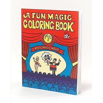 Magic Colouring Book (A4 size)