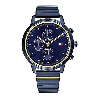 Tommy Hilfiger Watches 1781893 Gigi Hadid Blue Stainless Steel Ladies Watch