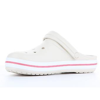 Crocs Crocband Stuccomelon 110161AS universal ganzjährig Damen schuhe