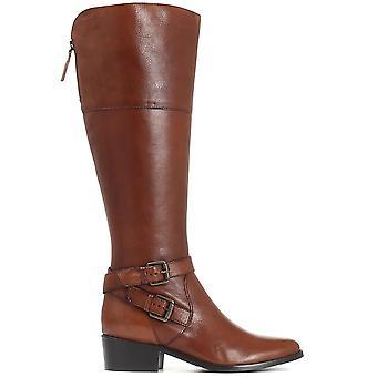 Jones Bootmaker Womens Leather Knee Boot