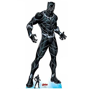Black Panther Wakanda's Protector Official Marvel Cardboard Cutout