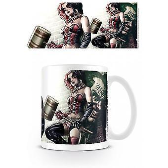Batman (Harley Quinn Pose) Mug