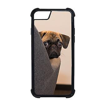 Dog Pug iPhone 6/6S Shell