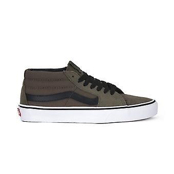 Vans SK8 Mid Reissue VA3WM30FI skateboard hele året mænd sko