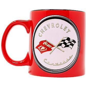 Chevrolet Racing 20 Ounce Ceramic Mug