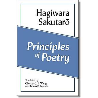 Principles of Poetry by Sakutaro Hagiwara - 9781885445766 Book