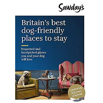 Britain's Best Dog-Friendly Places to Stay - 9781906136932 Book