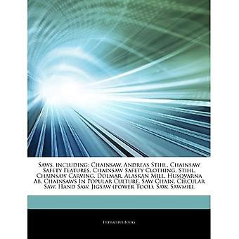 Articles on Saws, Including