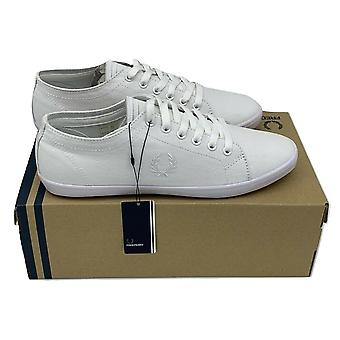 Fred Perry Kingston Twill Plimsolls B6259-574