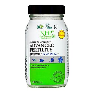 NHP Advanced Fertility Men Support Capsules 90 (44632)