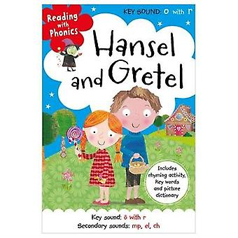 Hansel and Gretel by Rosie Greening - 9781786922915 Book
