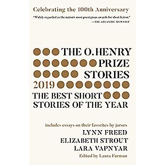 The O. Henry Prize Stories #100th Anniversary Edition (2019) by Laura
