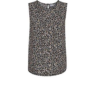 b.young Floral Print Sleeveless Top