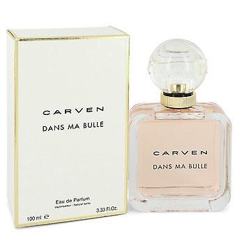 Dans Ma Bulle Eau De Parfum Spray By Carven 3.33 oz Eau De Parfum Spray