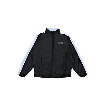 Supreme Bonded Mesh Track Jacke Schwarz - Kleidung
