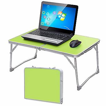 Portable Folding Laptop Table PC/Notebook Desk Breakfast Bed Tray Standing Desk for Sofa/Terrace/Floor