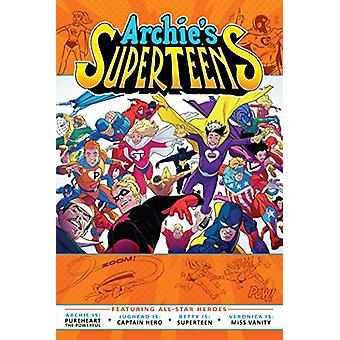 Archie's Superteens by Archie Superstars - 9781682558171 Book
