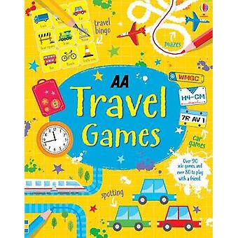 Travel Games - 9780749581602 Book