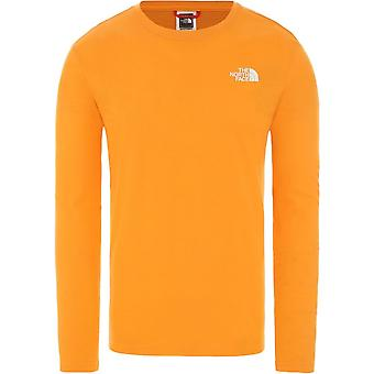 ノースフェイスレッドボックスT9493LECLユニバーサルオールイヤーメンTシャツ
