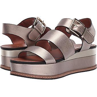 Naturalizer Womens Billie läder öppen tå casual strappy sandaler