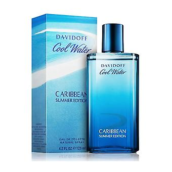 Davidoff - Cool Water for Men Caribbean Summer Edition - Eau De Toilette - 125ML