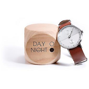 Watch TACS timepiece TS1602A - watch Day & Night Gray man / woman