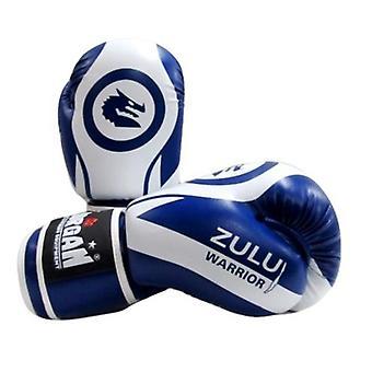 Morgan V2 Zulu Warrior Sparring Gloves Blue