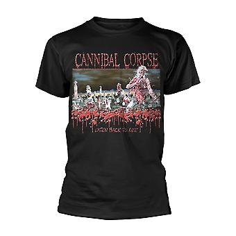 Cannibal Corpse Eaten Back To Life Officiel Tee T-Shirt Mens Unisex