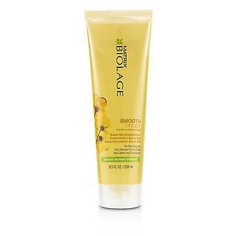 Biolage smooth proof aqua gel conditioner (for fine, fizzy hair) 233481 250ml/8.5oz