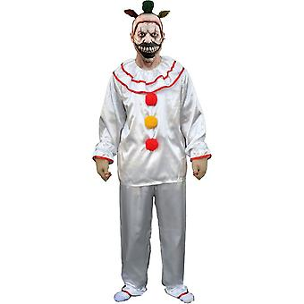 Twisty The Clown Adult Costume