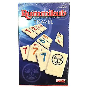 Ideal Rummikub Travel Game