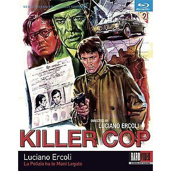 Killer Cop [BLU-RAY] USA import