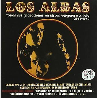 Los Albas - Todas Sus Grabaciones 1968-1971 [CD] USA import