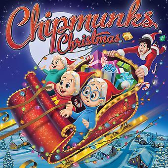 Alvin & Chipmunks-Chipmunks joulu [CD] USA Import